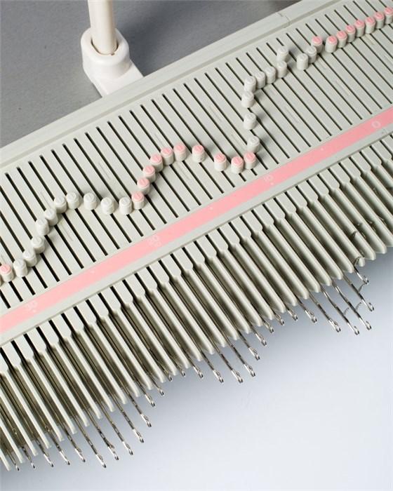Silver reed LK150 débutants machine à tricoter